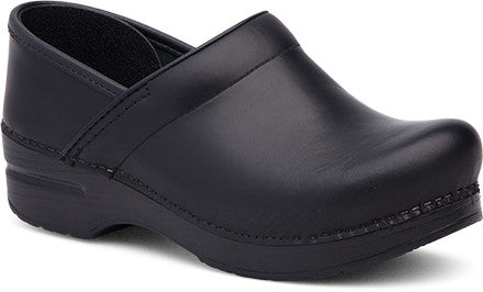 Dansko Professional Clog in Oiled Leather