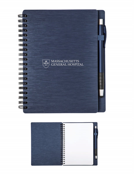 MGH Journal with Pen