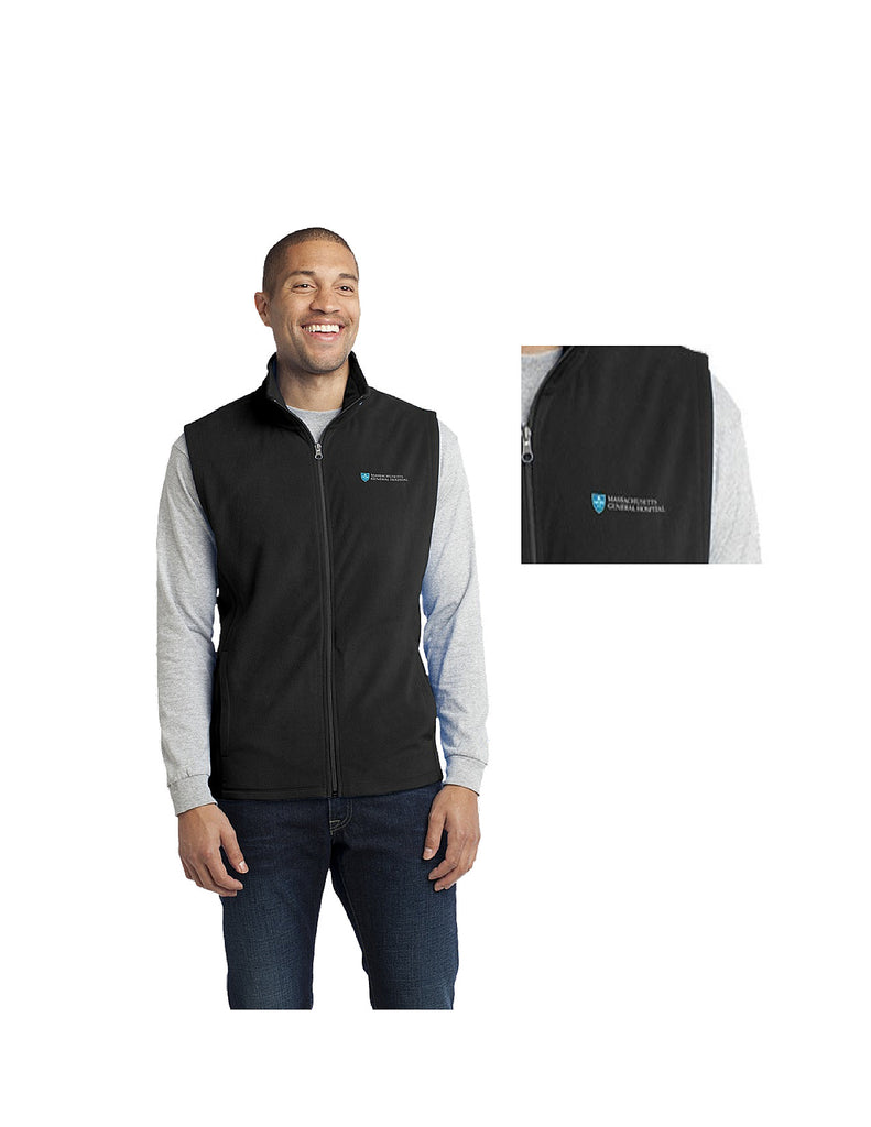 MGH Fleece Vest Men's