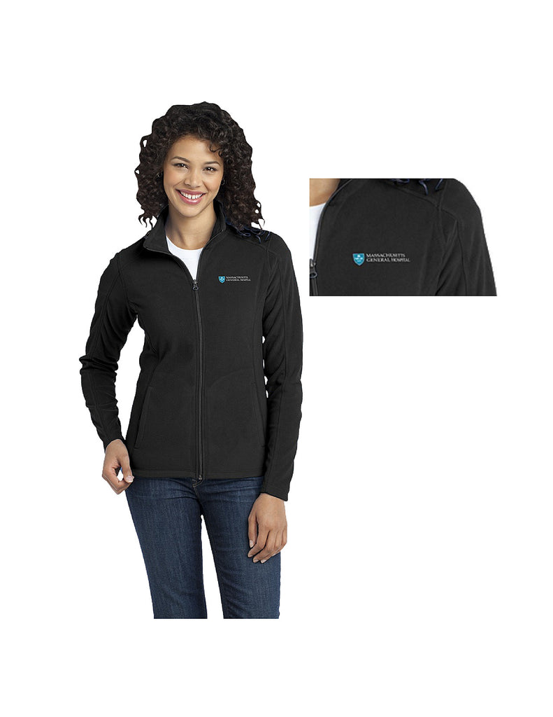 MGH Women's Fleece Jacket