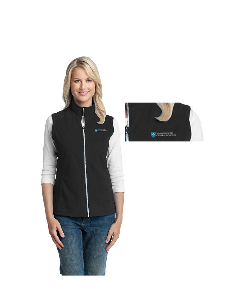 MGH Fleece Vest Women's