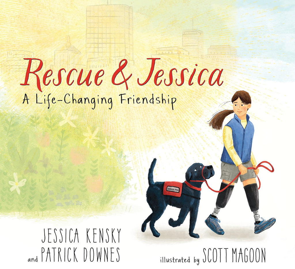 Rescue & Jessica a Life-Changing Friendship