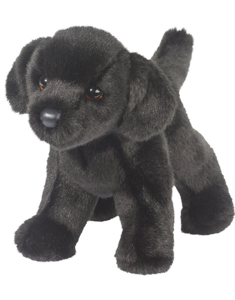 Bear Black Lab Douglas Cuddle Toys