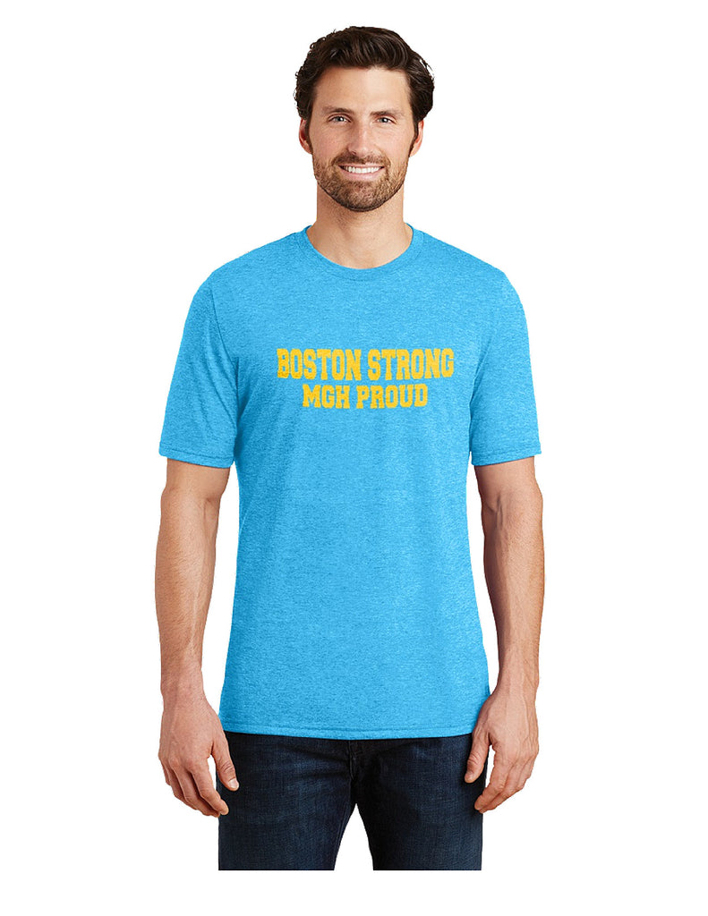 Boston Strong MGH Proud Short Sleeve Tee