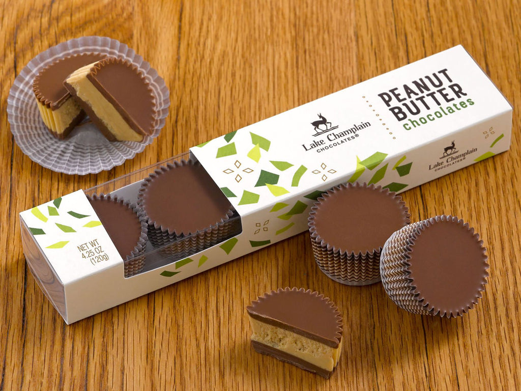 Gourmet Peanut Butter Chocolates 5 pc