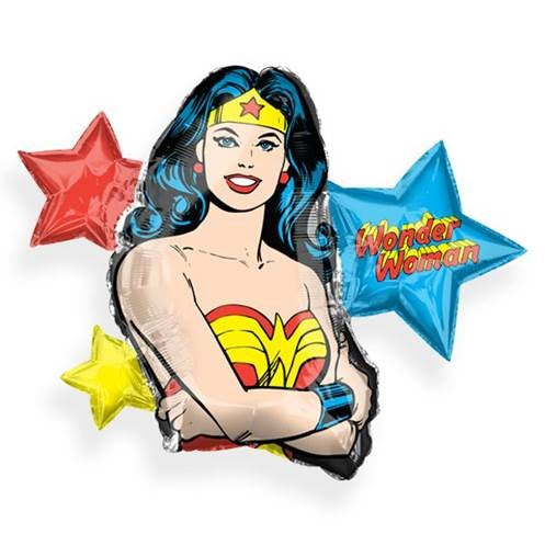 Wonder Woman Jumbo Balloon