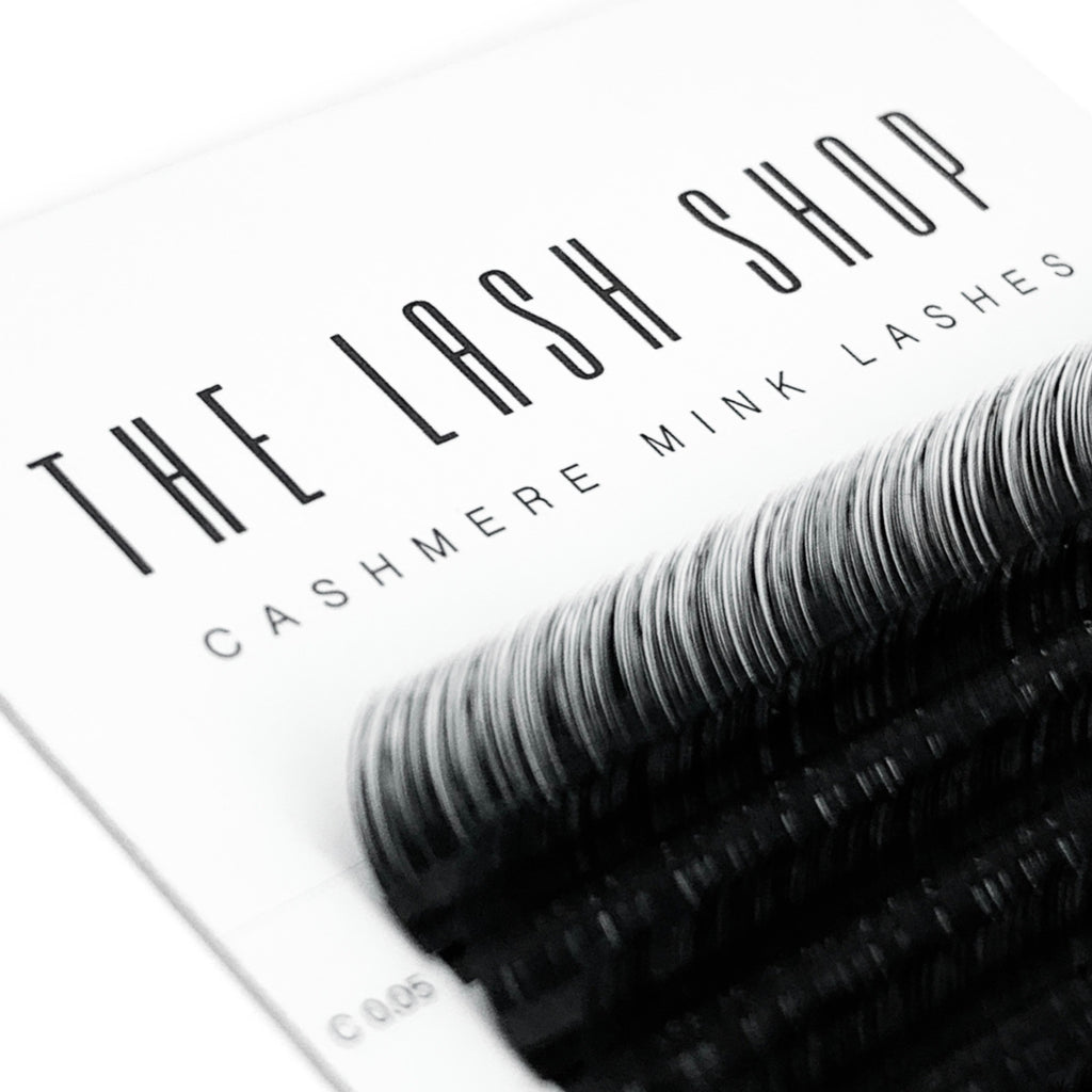 Cashmere Mink Lashes 0.03mm