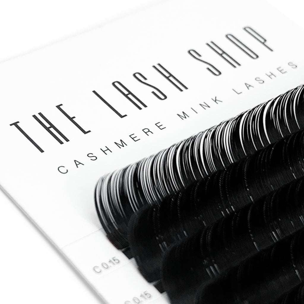 Cashmere Mink Lashes 0.15mm