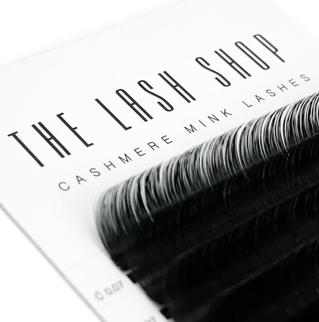Cashmere Mink Lashes 0.07mm