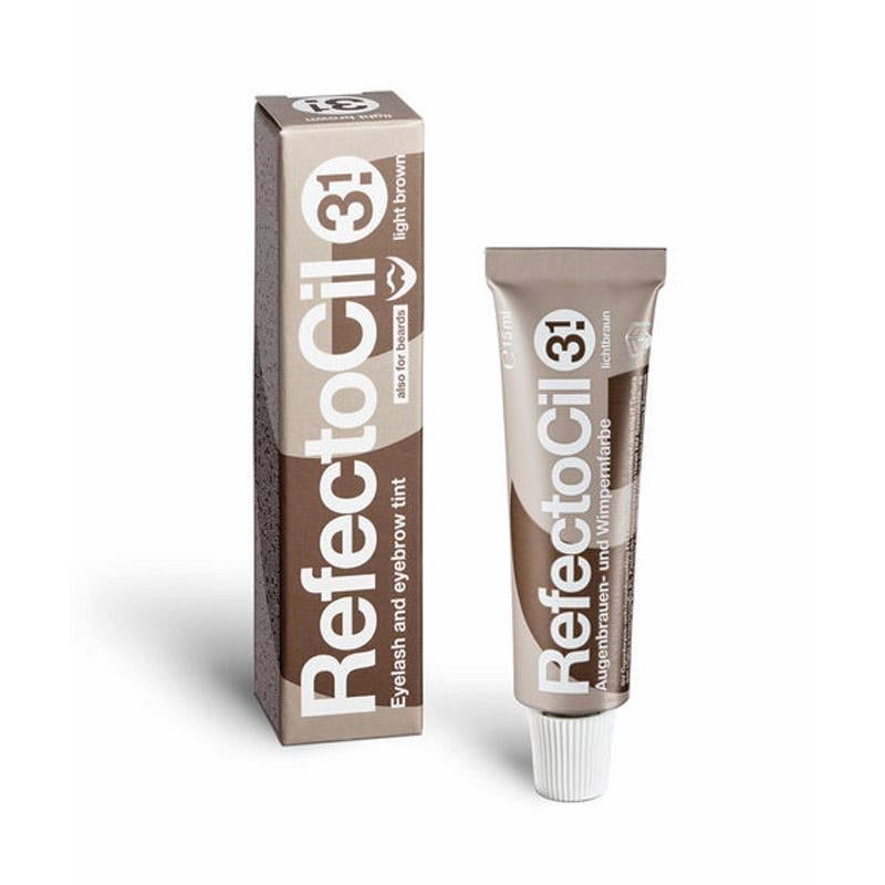 RefectoCil Light Brown Eyelash and Brow Tint