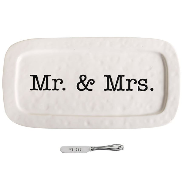 WEDDING HOSTESS TRAY SET