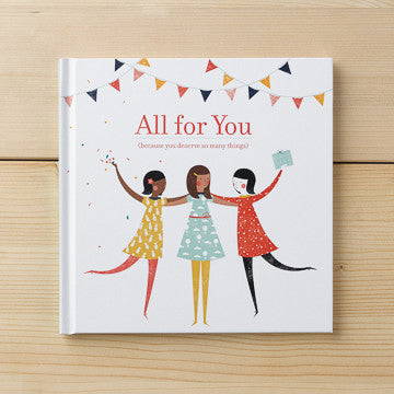 """All For You"" Book"