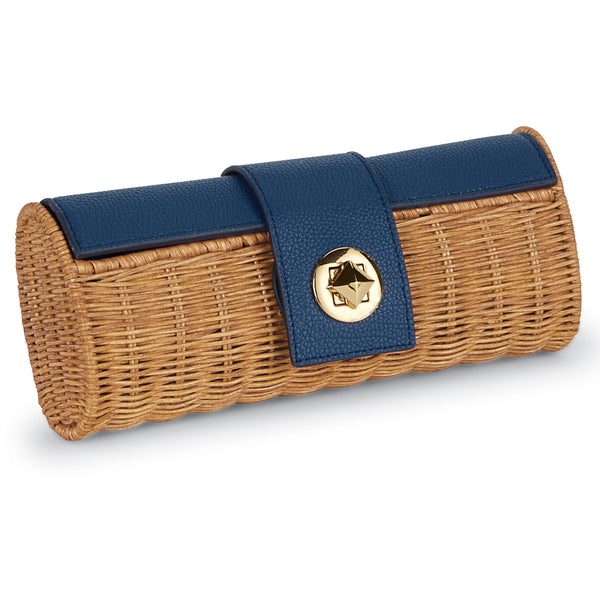 Rattan Clutch (3 Colors Available)