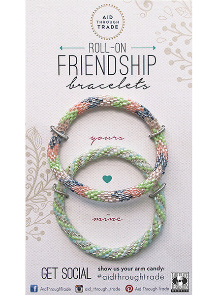 ROLL-ON® FRIENDSHIP BRACELETS FAIRY DUST