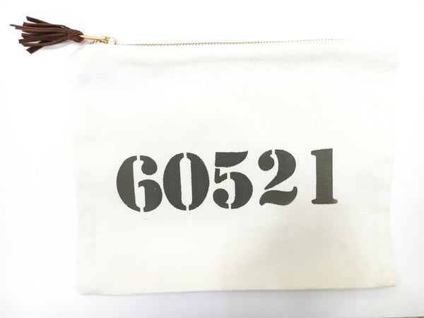 """60521"" Canvas Pouch"