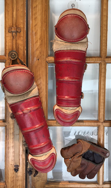 Vintage Catchers Gear