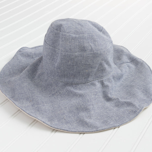 Reversible Wide Brim Hat (3 Colors Available)
