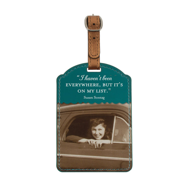 Luggage Tags (8 Sayings Available)