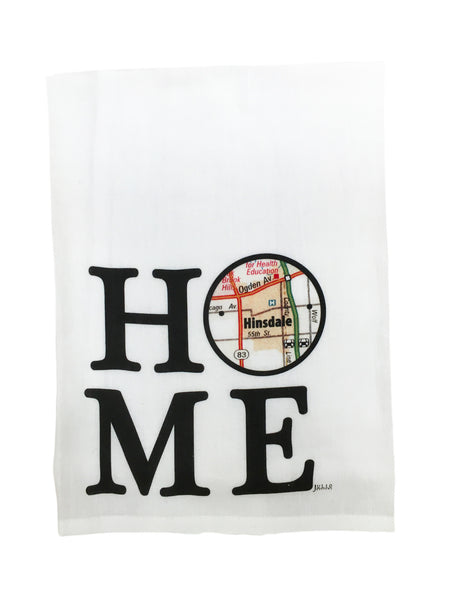 Hinsdale Home Kitchen Towel