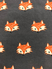 Waverly Fox on Gray