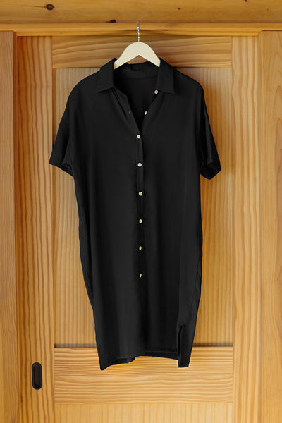 Emerson T Dress - Black
