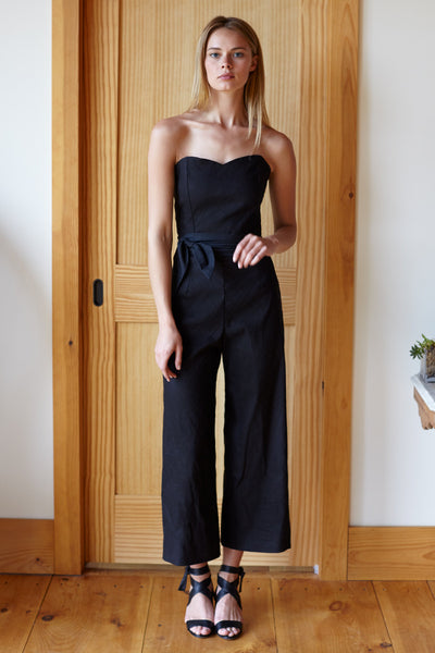Emerson Jumpsuit - Black