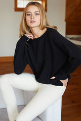 Carolyn Sweater - Black