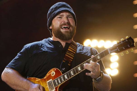 Zac Brown Guitar Strap