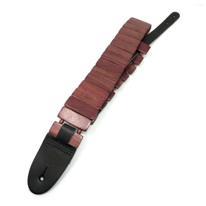Purple Heart Revo Guitar Strap