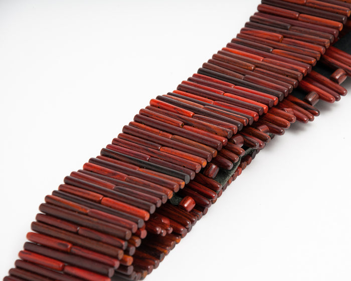 Rosewood Spyder Style Guitar Strap