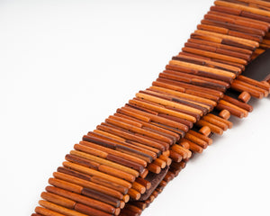 Tigerwood Spyder Guitar Strap