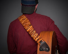 Tigerwood Gordo Guitar Strap