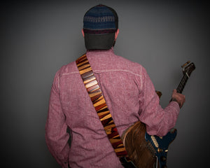 Revo Guitar Strap (Only available to Cocobolo Insiders)