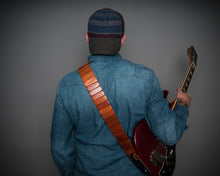 Mahogany Revo Guitar Strap (Get on the waitlist)