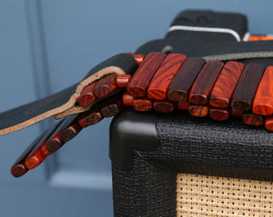 Rosewood Solano Guitar Strap