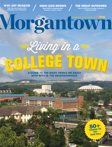 Morgantown August/September 2015