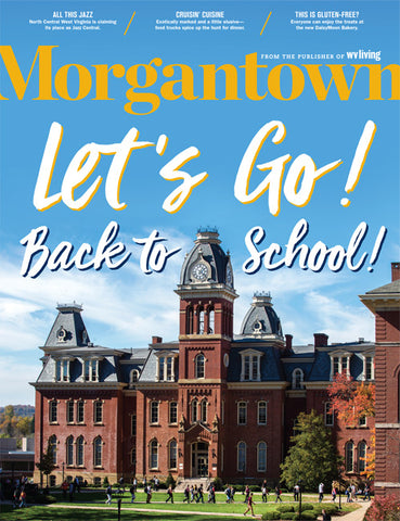 Morgantown August/September 2017