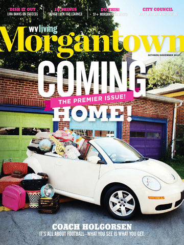 Morgantown Magazine October/November 2011