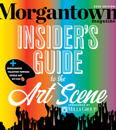 Morgantown Art Scene Insiders Guide 2020 Edition