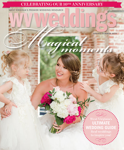 WV Weddings Spring/Summer 2019