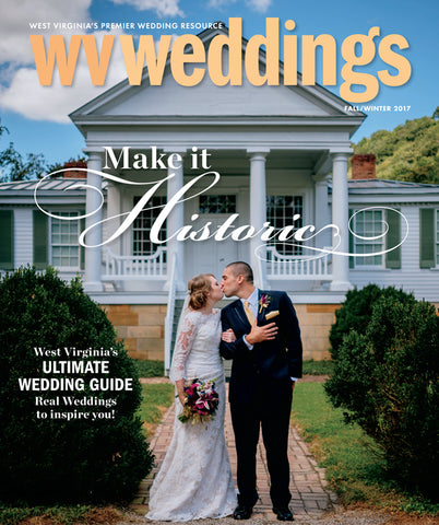 WV Weddings Fall/Winter 2017