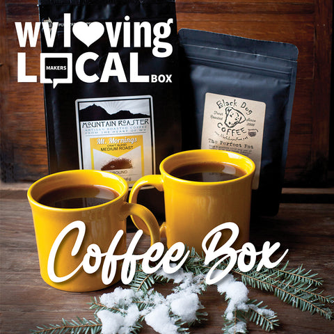 WV Coffee Loving Box