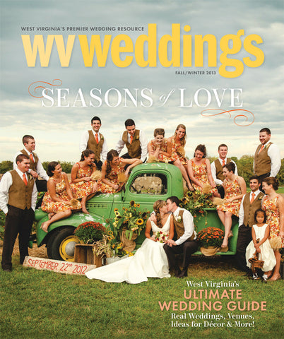WV Weddings Fall/Winter 2013