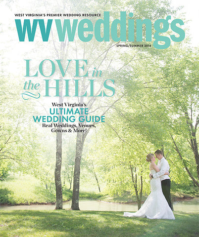 WV Weddings Spring/Summer 2014