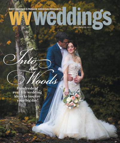 WV Weddings Fall/Winter 2015