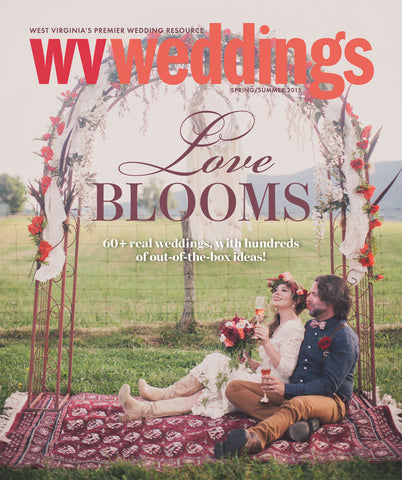 WV Weddings Spring/Summer 2015