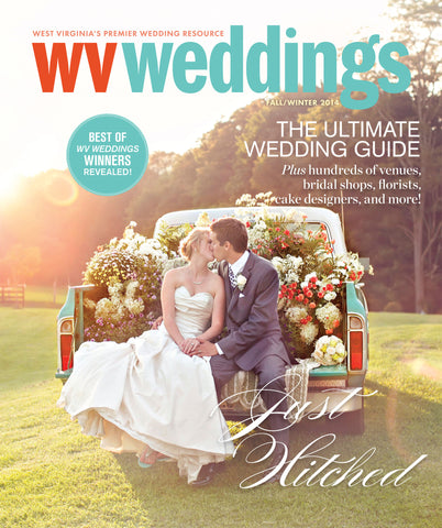 WV Weddings Fall/Winter 2014