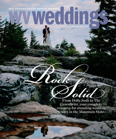 WV Weddings Fall/Winter 2016
