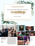 WV Weddings Register Gift Card