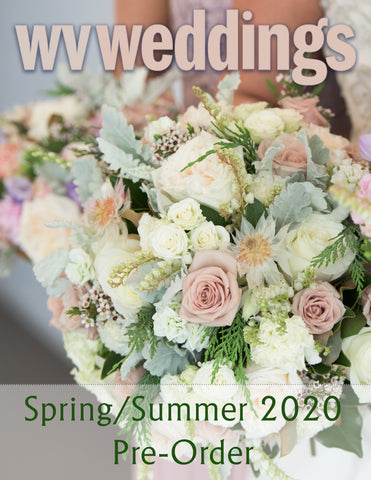 WV Weddings Spring/Summer 2020 (PRE-ORDER)